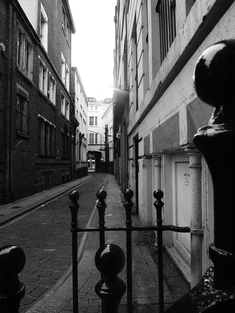 Sweetings Street - Liverpool' Oldest recorded Ghost Story